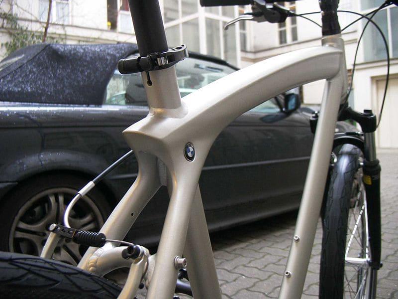 Bicicleta-BMW
