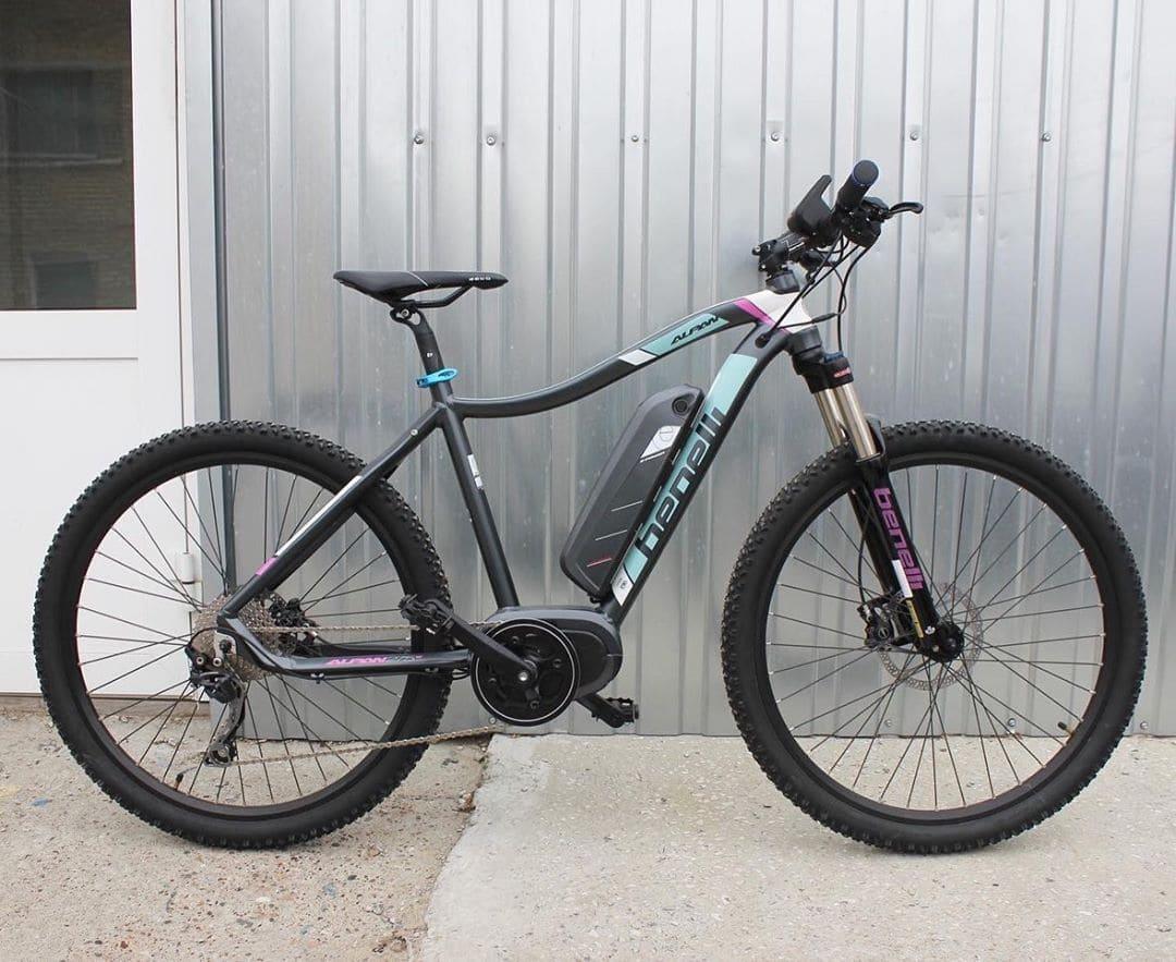 Bicicleta-Benelli