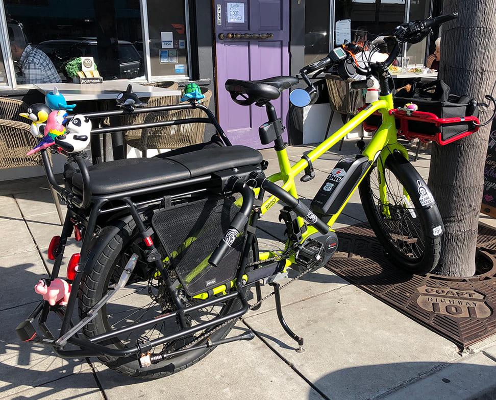 Bicicleta-Benno