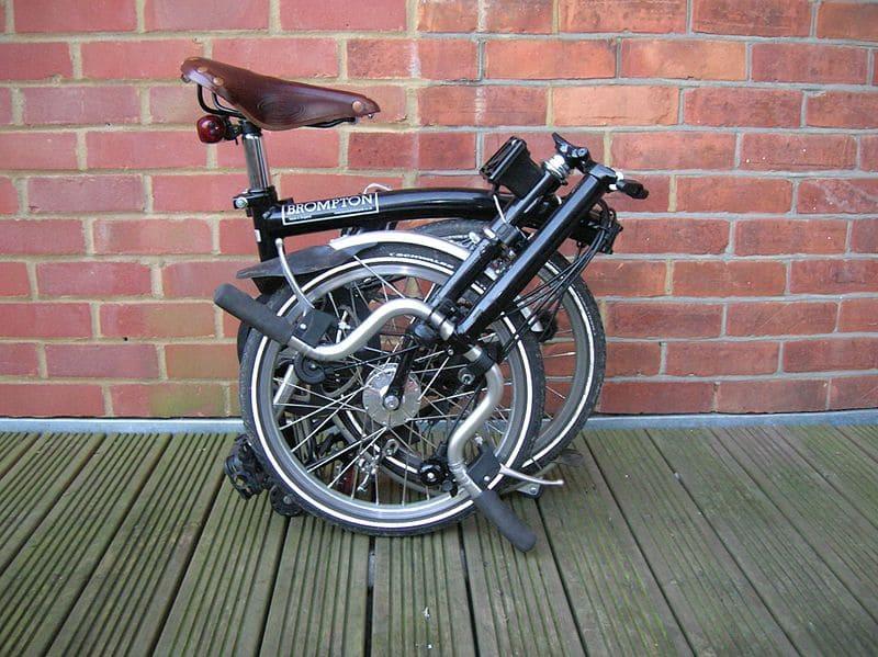Bicicleta-Brompton