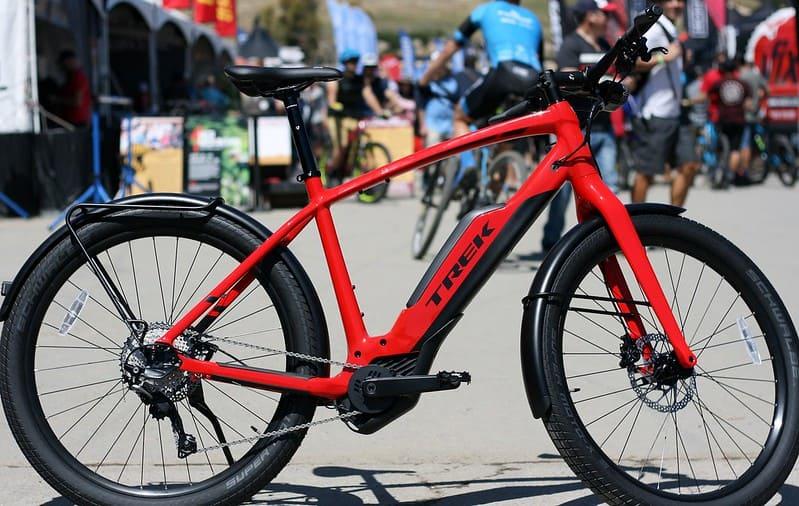 Bicicleta-Trek