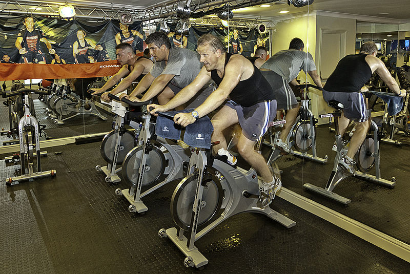 Clase-de-Spinning