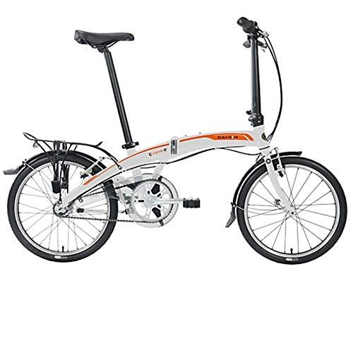 5. Bicicleta plegable Curve i3 DAHON