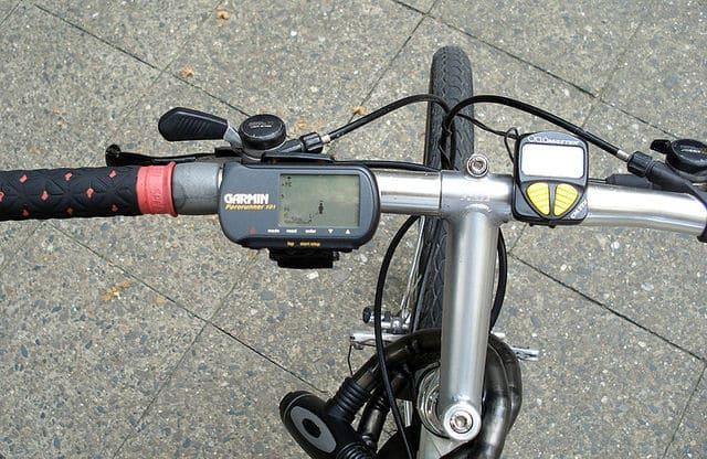 Bici-con-GPS