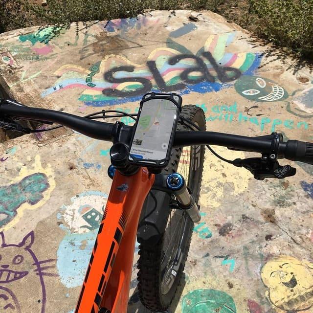 Bici-con-movil