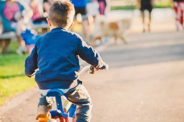 Bicicleta-de-niño