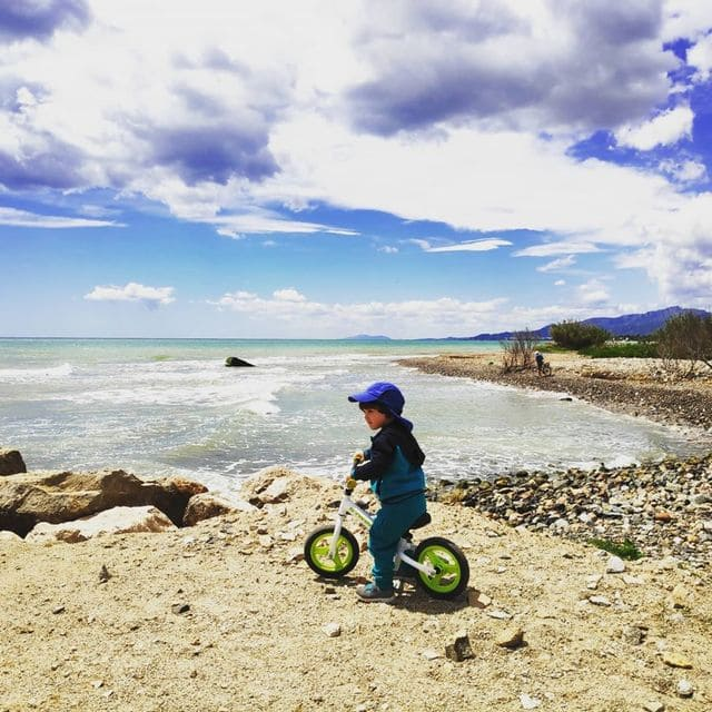Bicicleta-en-la-playa