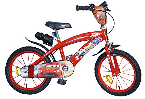 Bicicleta infantil para niños con certificación TOIMS CARS
