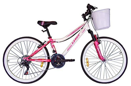 Bicicleta para niños de 7-11 años