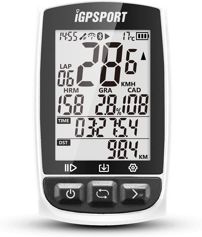 Ciclocomputadores GPS