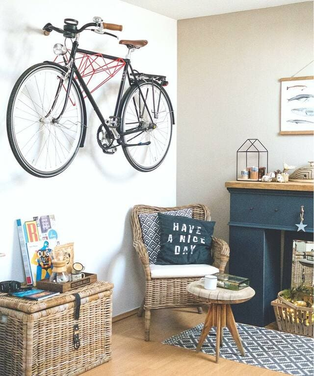 Decoracion-con-bicicleta
