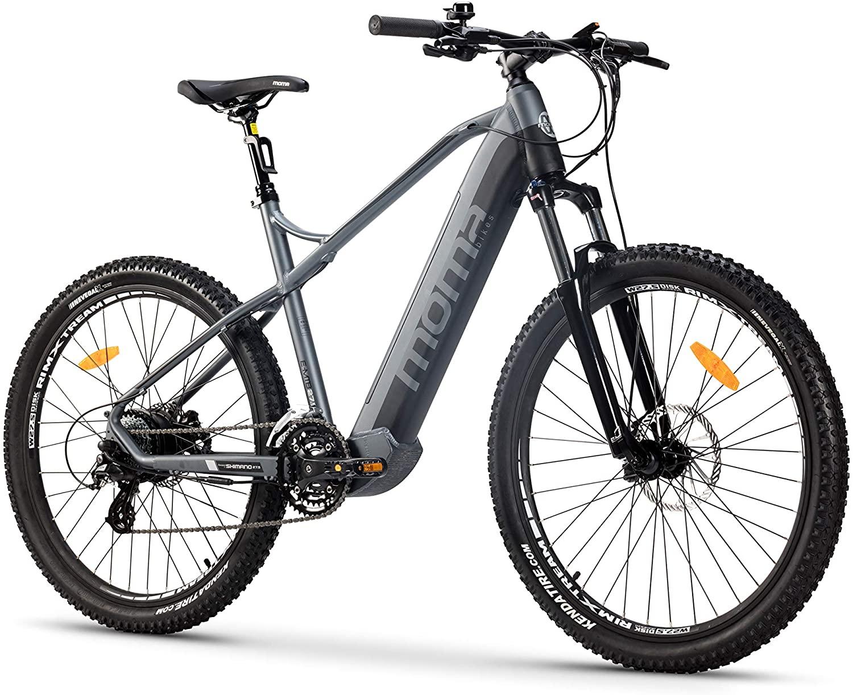 Moma Bikes Bicicleta Eléctrica E-MTB