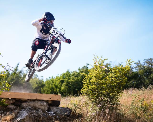 Ciclista-de-montaña