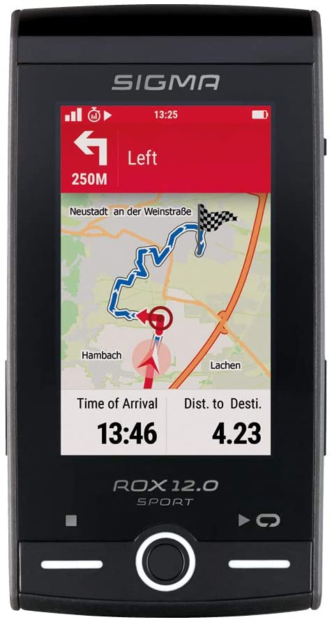 Sigma Sport ROX 12.0 Sport Ciclocomputador con navegación GPS