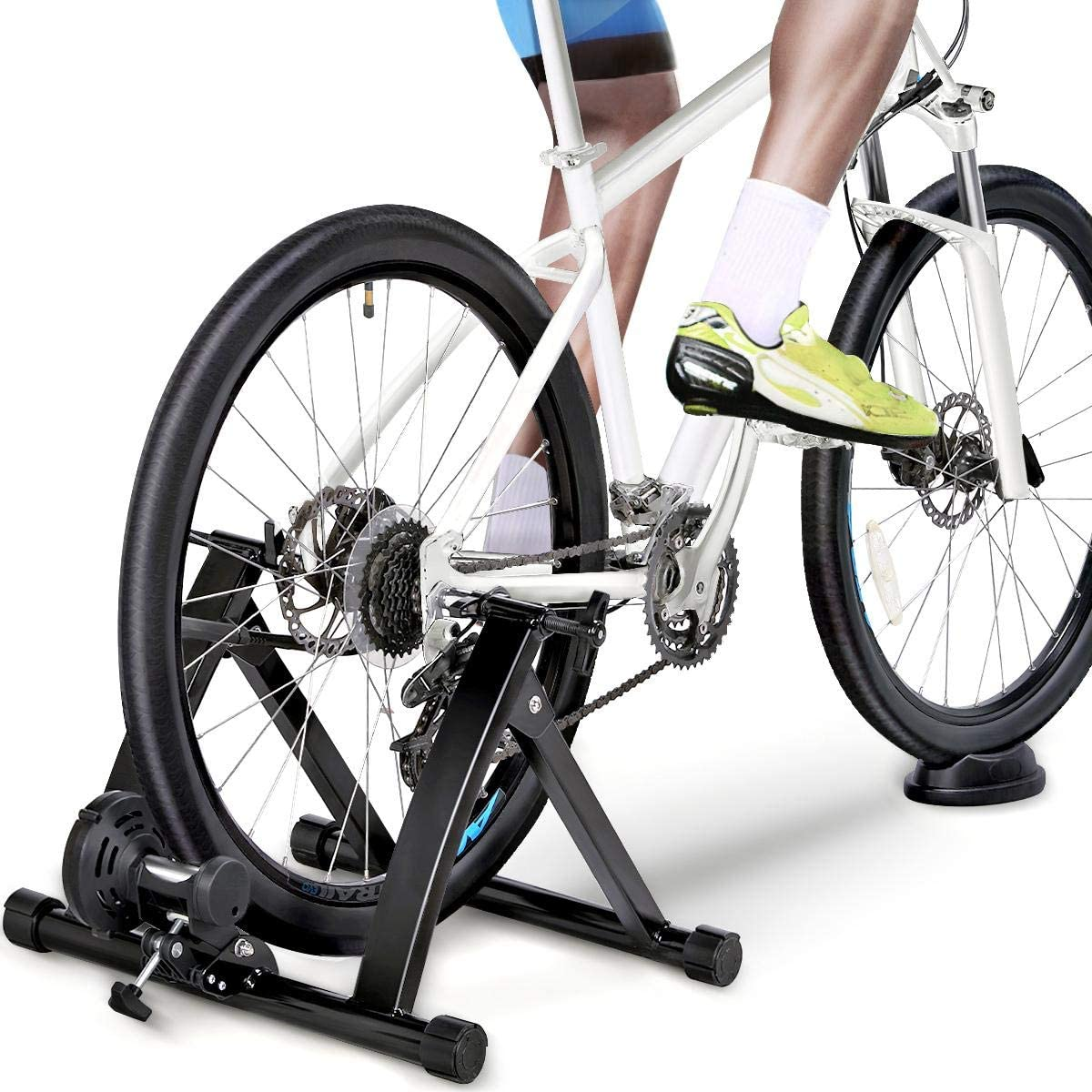 Yaheetech Rodillo de Bicicleta